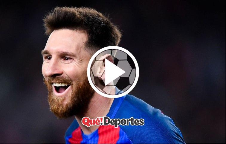 Messi siendo Messi