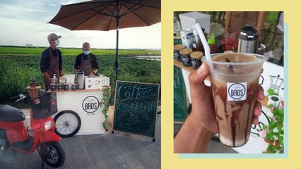 A Roadside Coffee Stand In Pampanga Is Selling 100+ Cups A Day