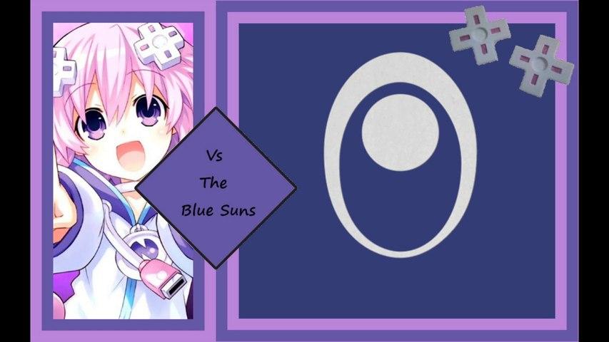 Nep MUGEN: Vs The Blue Suns Part 8