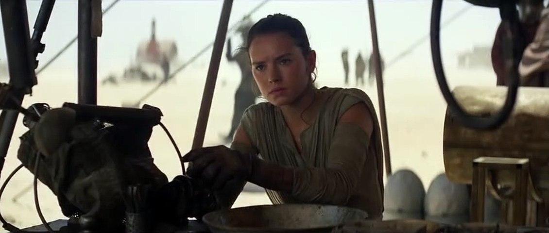 Star Wars- The Force Awakens Official Sneak Peek #1 (2015) - JJ Abrams Movie HD