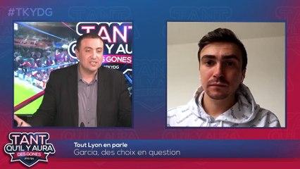 OL - PSG (2-4) : Garcia, des choix en question