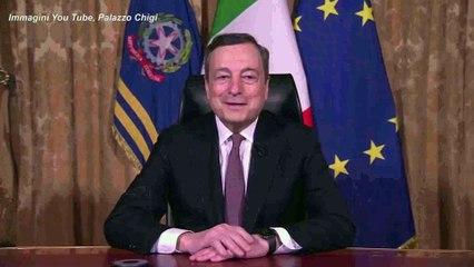 Siparietto Draghi-Carfagna: l'audio del premier non funziona e...
