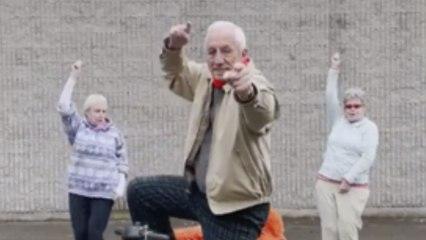 Estos abuelitos tiktokers están rompiendo esa red social con sus videos elaborados