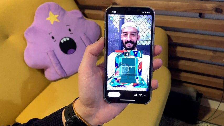 Comment cette start-up française crée des filtres pour Snapchat, Tik Tok et Instagram