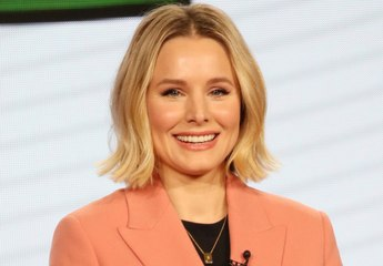 If You Aren't Sure If You Should Get Bangs, Let Kristen Bell's New Haircut Convince You