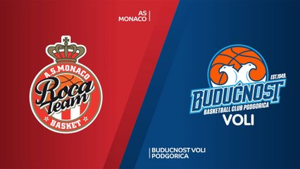 7Days EuroCup Highlights Quarterfinals, Game 1: Monaco 76-77 Buducnost