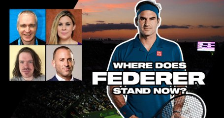 Match Points #24: Is Roger Federer where he wants to be in his comeback?