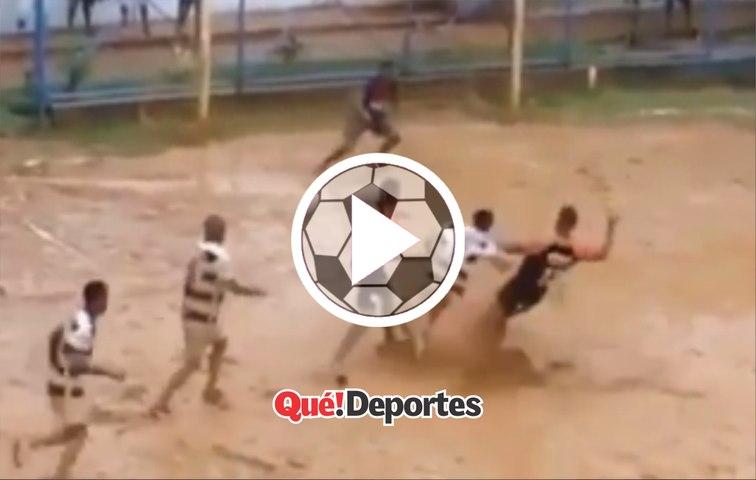 ¡No hay excusas para jugar al fútbol!