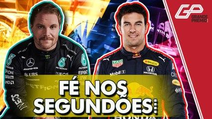 PÉREZ x BOTTAS: COMO OS COADJUVANTES PODEM DECIDIR A F1 2021 | GP às 10