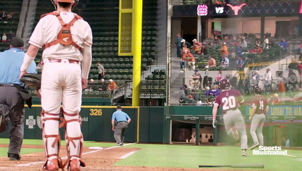 Mississippi State Texas baseball highlights