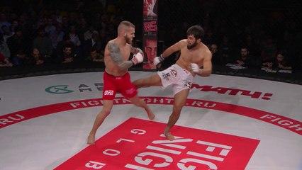 Sharamazan Chupanov vs Tomas Deak - BOXE FRANÇAISE