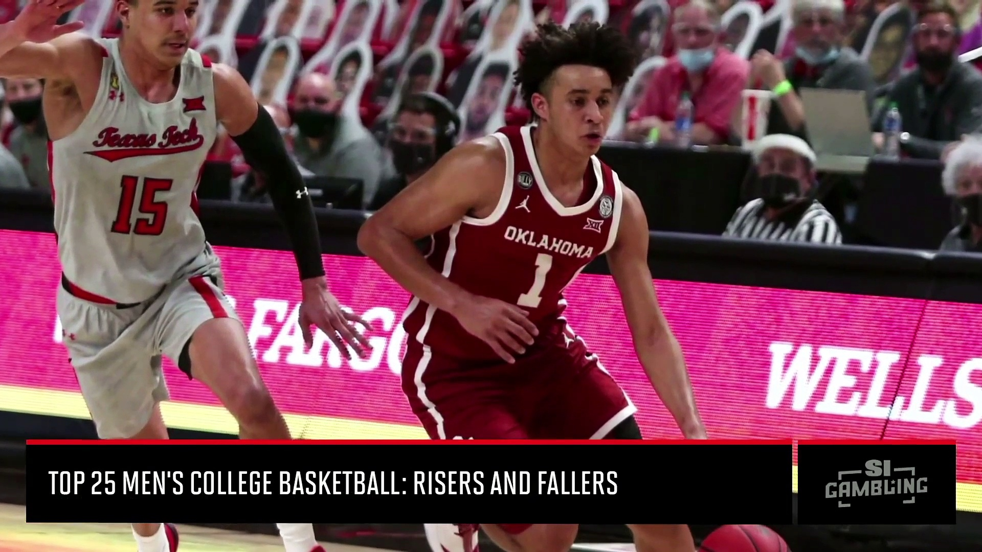 College basketball risers and fallers