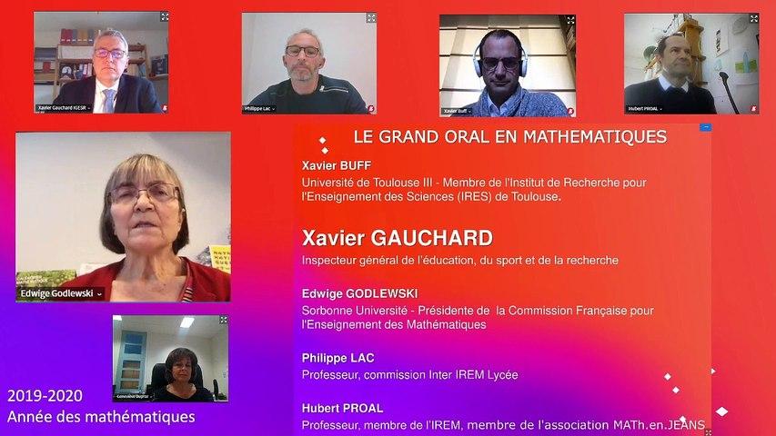 Présentation des ressources DGESCO en mathématiques pour le lycée