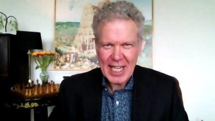 John Betjeman Aline Waites on The Andrew Eborn Show  - How To Get On In Society