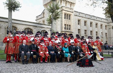 Queen's Chaplain, Canon Roger J Hall MBE Tower of London -- To Be A Pilgrim