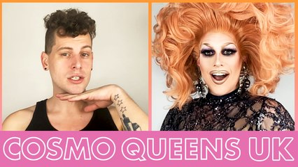 Dusty Ray Bottoms for Cosmo Queens UK