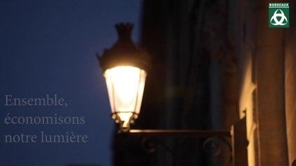 La lumière nocturne en ville