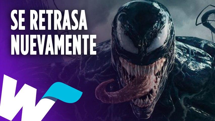 'Venom 2' nuevamente retrasa su estreno.