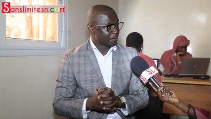 "Babacar journaliste  "" Adji sarr bou eumbé naniouko latie Me El hadji diouf"""