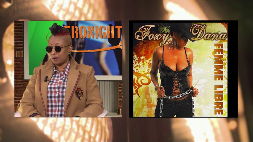 Afronight avec FOXY DANA TELESUD 24/03/21