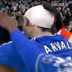 Bị dẫn trước 1-0 Chelsea lội ngược dòng Arsenal
