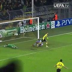 Chiến thắng của Dortmund trước Manchester City