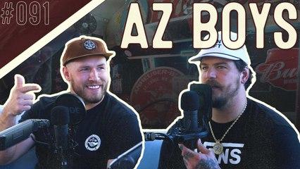 FULL VIDEO: Bussin' With The Boys - AZ Boys