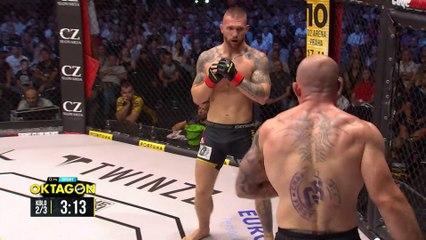 Grzegorz Siwy vs Samuel Kristofic - MMA Fights