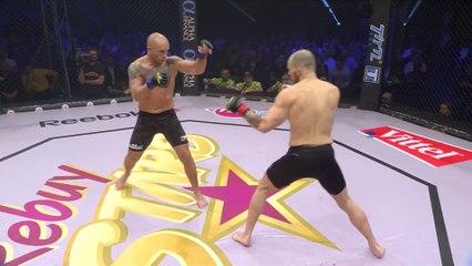 Feri Fodor vs Jaroslav Poborsky - BOXE FRANÇAISE