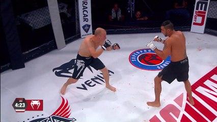 Yurii Borychenko vs Anderson Bueno - MMA Full Fight