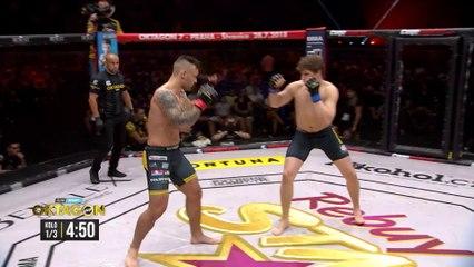 Michal Kotalik vs Pavel Sabadash - MMA Fight
