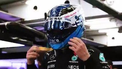 Formula 1 / Gp del Bahrain, la carica della Mercedes con un video da fomento