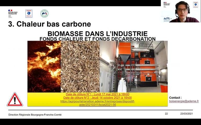 Décarboner l'industrie en Bourgogne-Franche-Comté