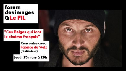 Rencontre avec Fabrice Du Welz — Les ciné-débats de la Sorbonne