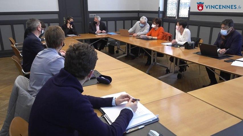 Vincennes soutient ses commerçants en collaboration avec la CCI94