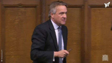 Tory MP's full astonishing speech as he announces milk protest against COVID rules