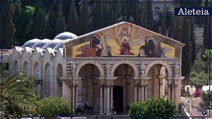 Les sanctuaires de Terre sainte (1/3) : Gethsémani, lieu de l'agonie du Christ