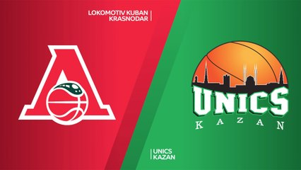 7Days EuroCup Highlights Quarterfinals, Game 2: Lokomotiv 86-74 UNICS