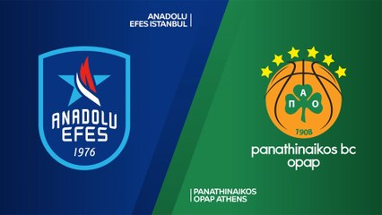 EuroLeague 2020-21 Highlights Regular Season Round 31 video: RS Round 31 Highlights: Efes 85-65 Panathinaikos