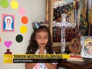 ROSARIO NIÑOS, MISTERIOS GLORIOSOS