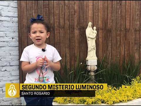ROSARIO NIÑOS, MISTERIOS LUMINOSOS