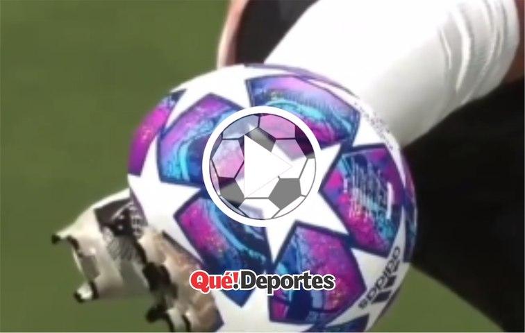 ¡Así se mueve el balón cuando impacta en el FIFA 21!