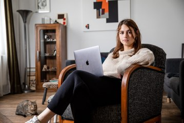 """VIDEO. Génération Covid. Adèle Fouquet : """"Aller à la fac, avoir une routine, ça me manque"""""""