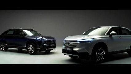 Nuovo Honda HR-V Full Hybrid e:HEV - uno sguardo al concept di design - Shouhin