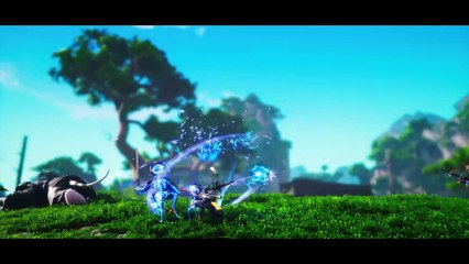 Biomutant - Trailer des combats