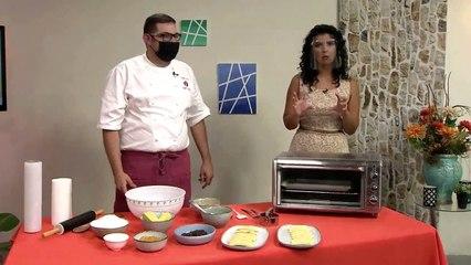 Preparamos empanaditas de chiverre