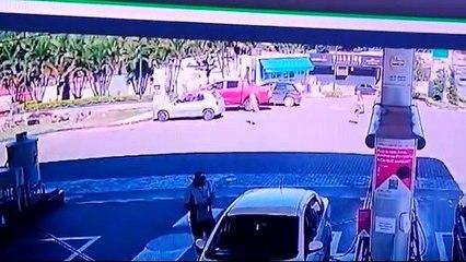 Vítima reage a assalto e mata suspeito em Planaltina (DF)