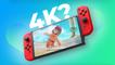 Nintendo Switch Pro 4K : Design, Écran, Graphismes, Prix, tout ce qu'on sait !