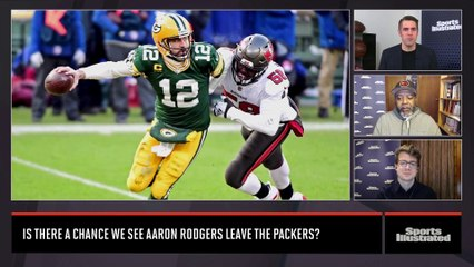 Is There a Chance Aaron Rodgers Leaves the Packers?