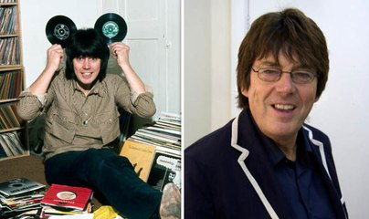 Mike Read Radio Laureate on The Andrew Eborn Show - HERITAGE CHART THE PEOPLE'S CHOICE